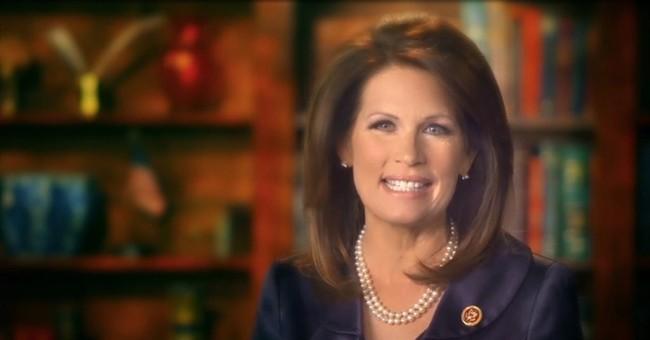 Is Michele Bachmann Making a Run For Al Franken's Seat?