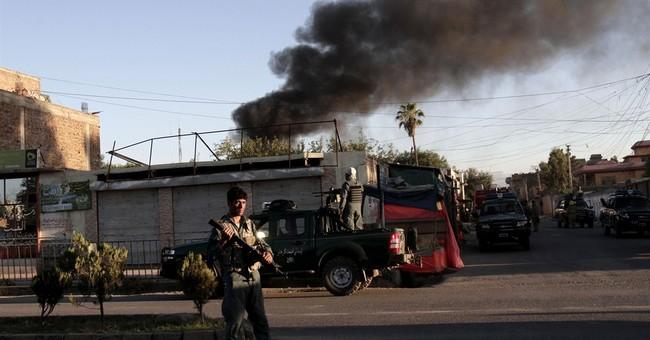 Taliban Escalates War Against the West