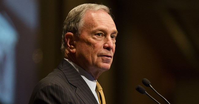Mike Bloomberg's Gun Control Message Backfiring