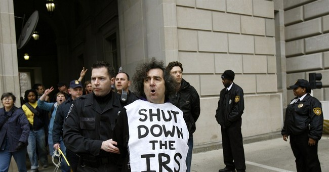 "Could the $70 Million in IRS Bonuses Actually Be ""Hush Money""?"