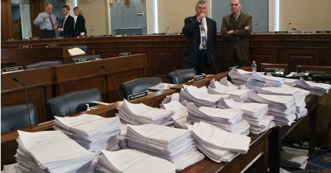 Deceptive Budgeting, Bloated Spending, Wasteful Subsidies: The 2013 Farm Bill