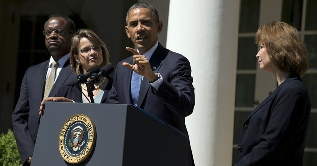 Reid Files Cloture on Nominee, Second-Most Influential Court could Turn in Obama's Favor