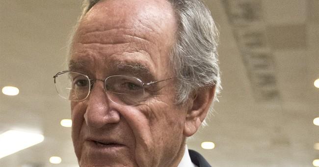 Dem Senator: I Don't Classify Illegal Immigrants as Criminals