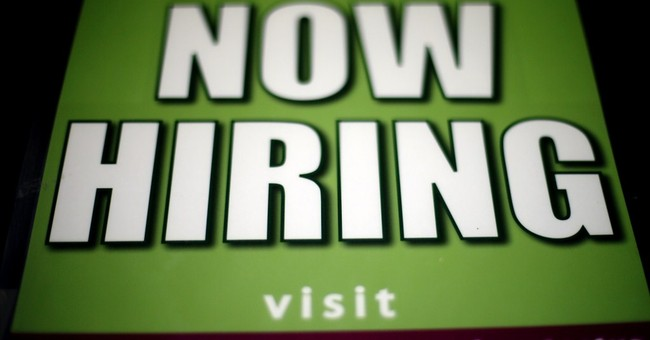 Lackluster Jobs Growth Continues