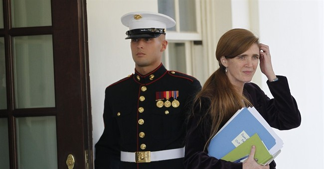 A Look at Obama's New UN Ambassador: Radical Samantha Power
