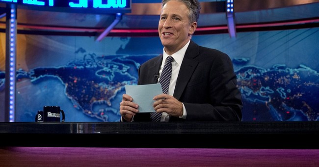 "Jon Stewart on Obamacare Launch: Democrats Can't ""Spin This Turd"""