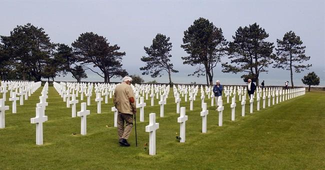 Obama Fails to Commemorate D-Day