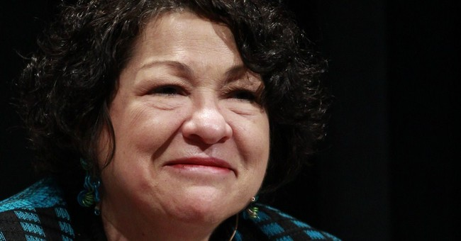 Justice Sotomayor: Saying it's so, Makes it so