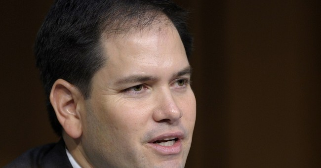 Candidate Rubio: 'Earned Path to Citizenship is Basically Code for Amnesty'