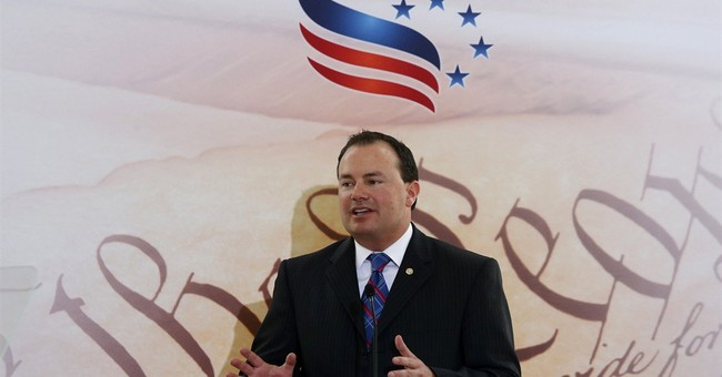 Mike Lee's New Republican Party