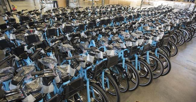 Baltimore Bike Share System Beleaguered by Stealing