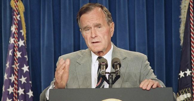 Bush 41, A Man of Character?
