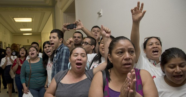 The GOP's Immigration Tussle