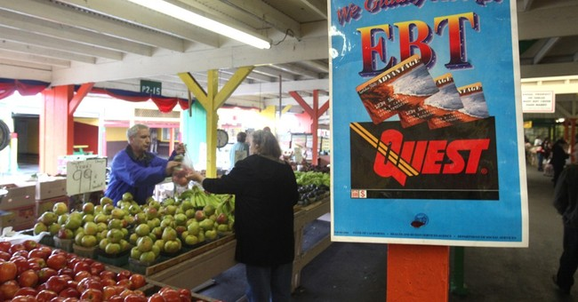 Food Stamp Enrollment Doubles in Decade