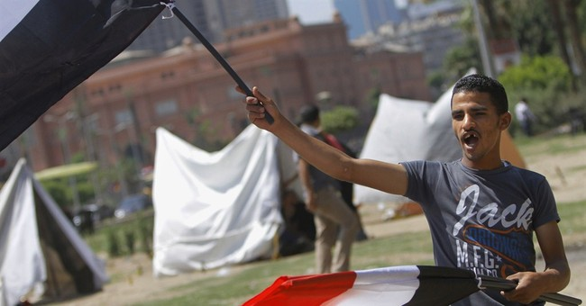 Report: Recall Petition for Egypt's Mursi Reaches 15 Million Signatures