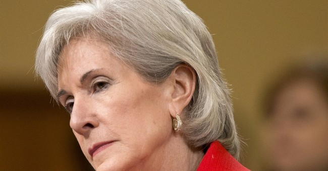The Clock Ticks for Sebelius