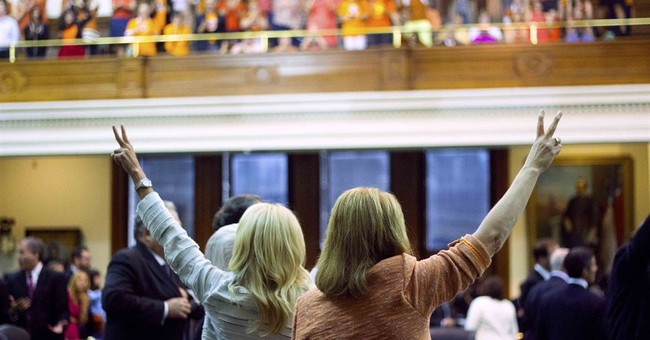 What Does Wendy Davis Really Stand For?