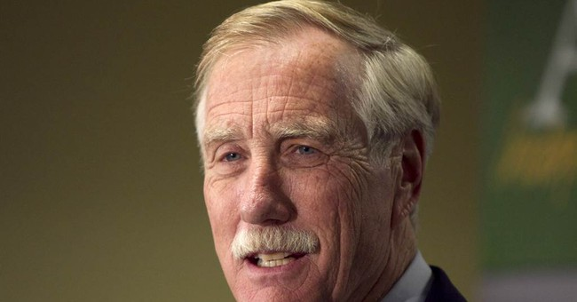 Maine Senator Angus King to Undergo Prostate Cancer Surgery