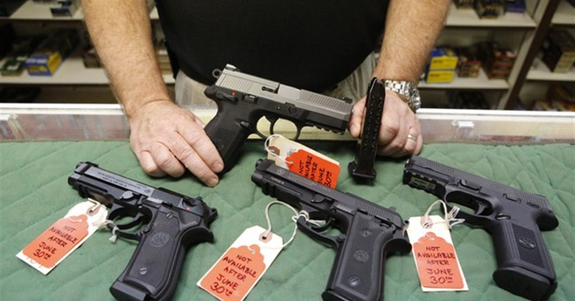 Criminals Pretty Much Avoid Buying Guns Legally, Says University of Chicago Study
