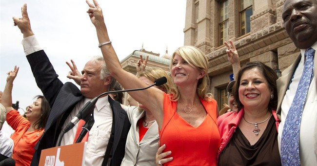 Finally: Sandra Fluke Says She's a Fan of Wendy Davis