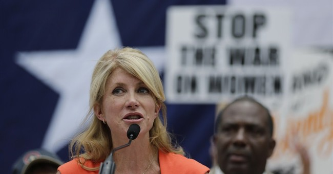 Wow: Members of Congress Write Thank You Letter to Wendy Davis