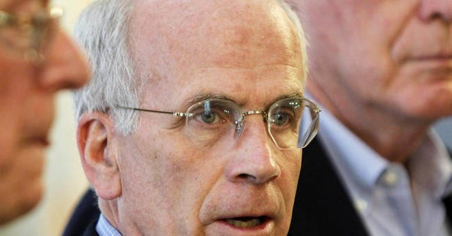 Rep. Peter Welch Would Make Hugo Chavez Proud
