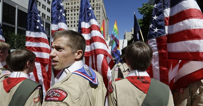 Non-Sexualized Boy Scouts Alternative Launched