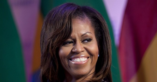 Michelle Obama Joins the Push for More Gun Control