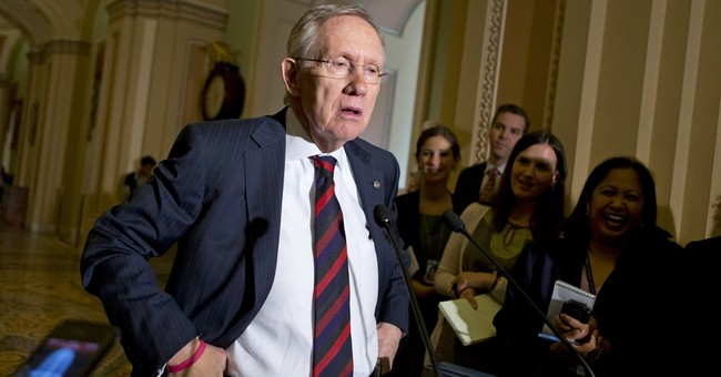 Nuclear: Reid, Senate Democrats Poised to Change Filibuster Rules