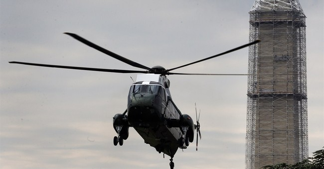 Washington, Amok Again, Spending $1+ Billion On ... Presidential Helicopters