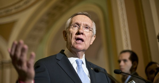 Reid Goes Nuclear For Union Bosses