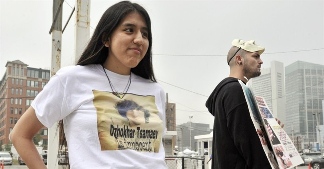 Really??  'Free Jahar' Chanted Outside Boston Courthouse