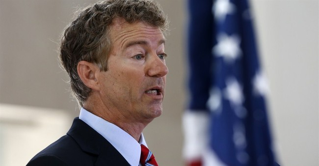 Rand Paul's Paleo Problem