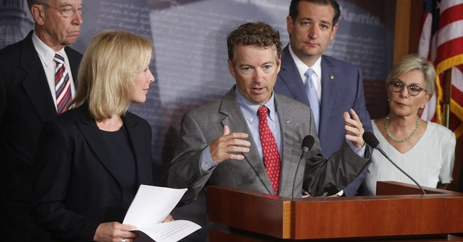 Paul, Cruz Turn Military Sexual Assault into Bipartisan Issue