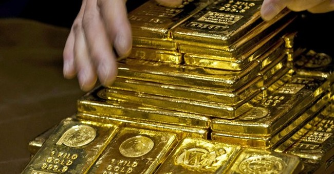 Gold-Backed ETF's Rise 7.7% in 2017
