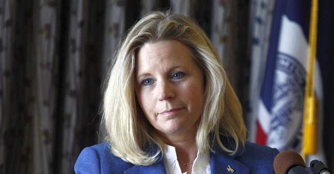 "Poll: Less Than 1/3 of Wyoming Voters ""Consider Liz Cheney to be a Wyomingite"""