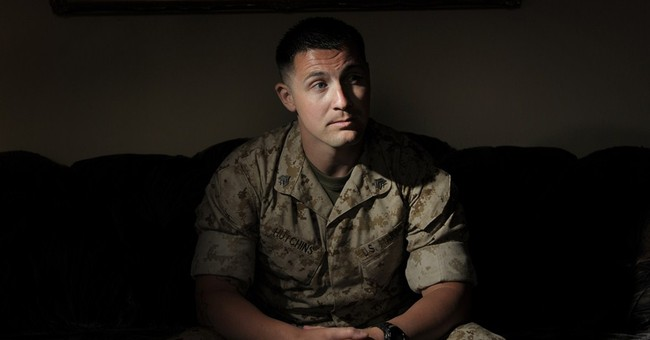 To The Marine Corps: Let Sgt. Hutchins Go