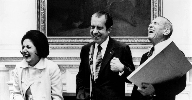 Pat Buchanan's Campaign Chronicle of the 1960s