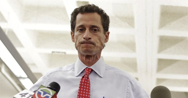 NYT: Misleading and Evasive Weiner Needs to Leave the Race for NYC Mayor