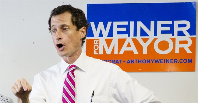 Weiner Should Say: 'I'll Quit When You Apologize to Broaddrick and Willey'