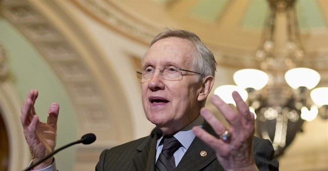 The Newest Race Baiter: Senate Majority Leader, Harry Reid