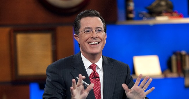 Hypersensitive Liberals on Twitter Try to #CancelColbert