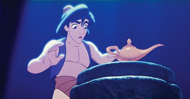 Apparently People Are in Favor of Bombing the Setting of Aladdin