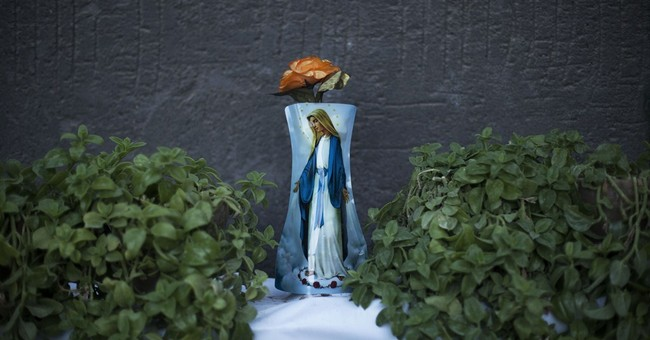Anti-Christian Activist: God Raped Mary