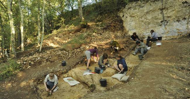 Neanderthal Man Rocks