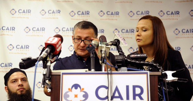 It Is CAIR's History of Falsehood That Raises Clock Questions