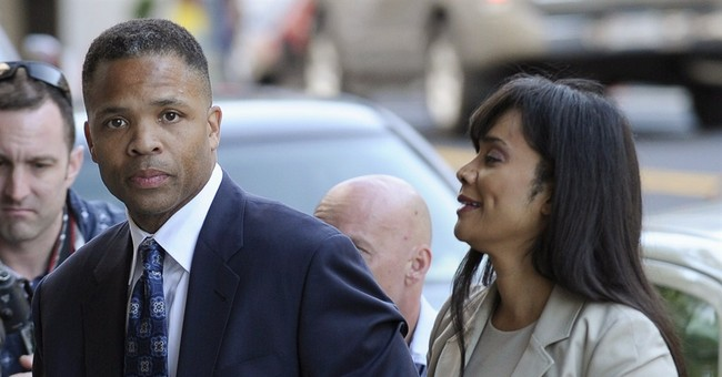 Jesse Jackson Jr. Receives 30 Month Prison Sentence
