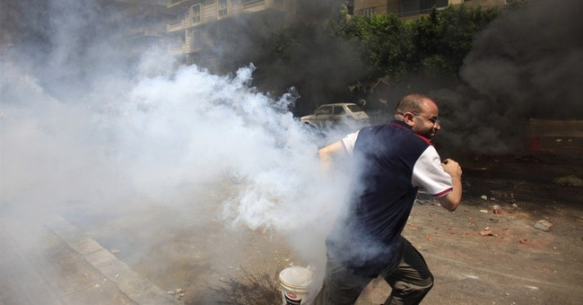 What is Really Behind Egypt's Violence?