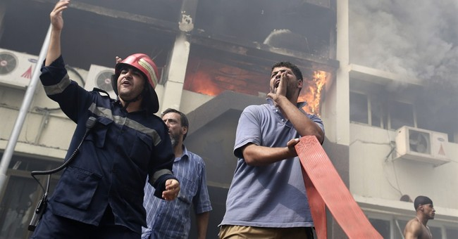 Muslim Brotherhood Determined to Cause Destruction
