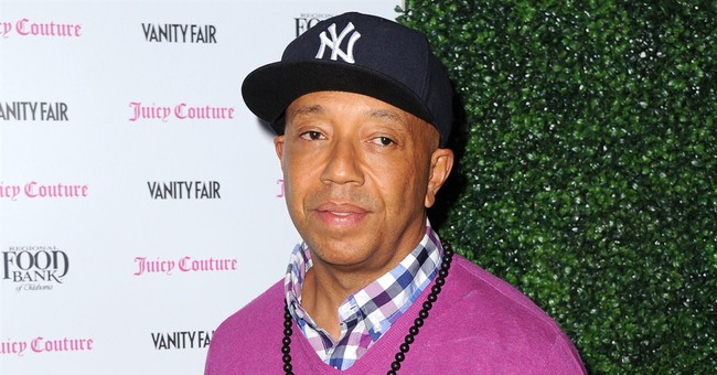 Russell Simmons, Rape Video Clown